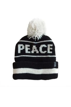 Shoptiques Product: Peace Ya'll Beanie