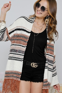 Adora TIPSY TOASTY SWEATER - Product List Image