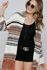 Adora TIPSY TOASTY SWEATER - Front cropped