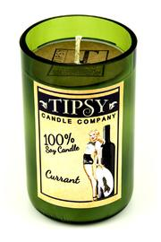 Tipsy Candle Company Currant Candle - Product Mini Image