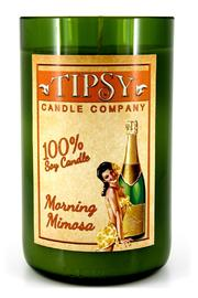 Tipsy Candle Company Morning Mimosa Candle - Product Mini Image