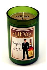 Tipsy Candle Company Scotch Soda Candle - Product Mini Image