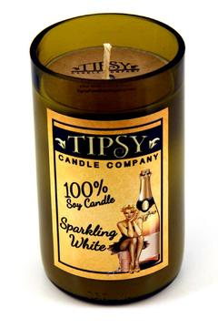 Shoptiques Product: Sparkling White Candle