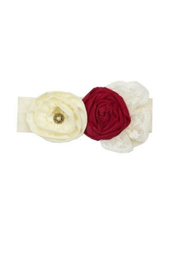 Shoptiques Product: Tis-The-Season-Holiday-Layette-Headband