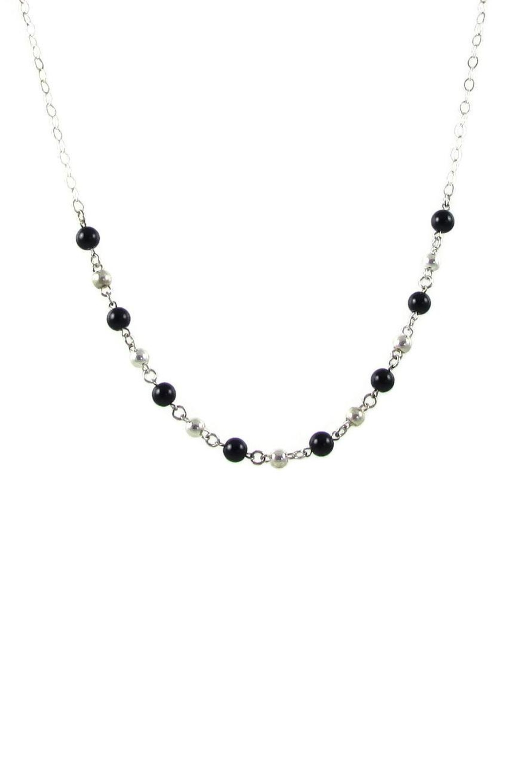 Tis tiK Bolitas Gemstone Necklace - Main Image