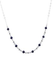 Tis tiK Bolitas Gemstone Necklace - Front cropped