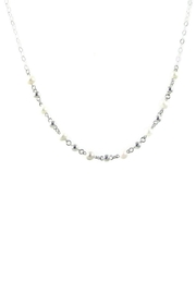 Tis tiK Bolitas Gemstone Necklace - Front full body