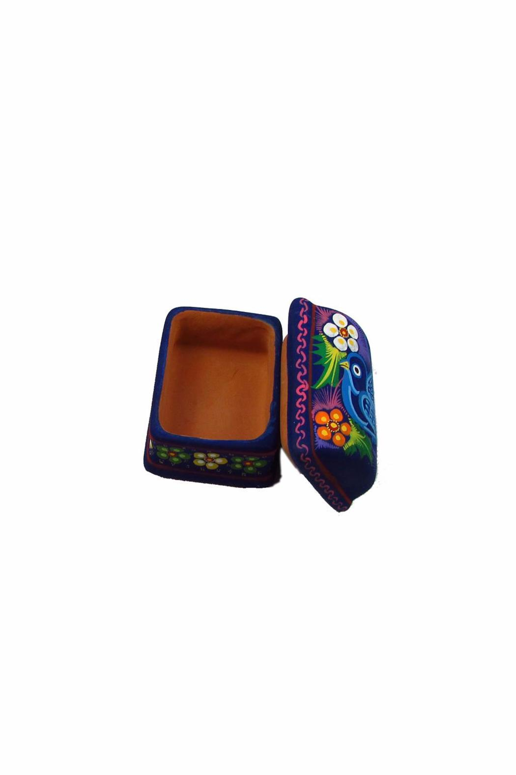 Tis tiK Clay Jewelry Box - Front Full Image