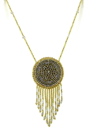 Tis tiK Huichol Medallion Necklace - Product Mini Image