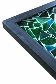 Tis tiK Recycled Glass Mirror - Front full body