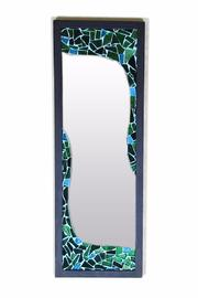 Tis tiK Recycled Glass Mirror - Front cropped