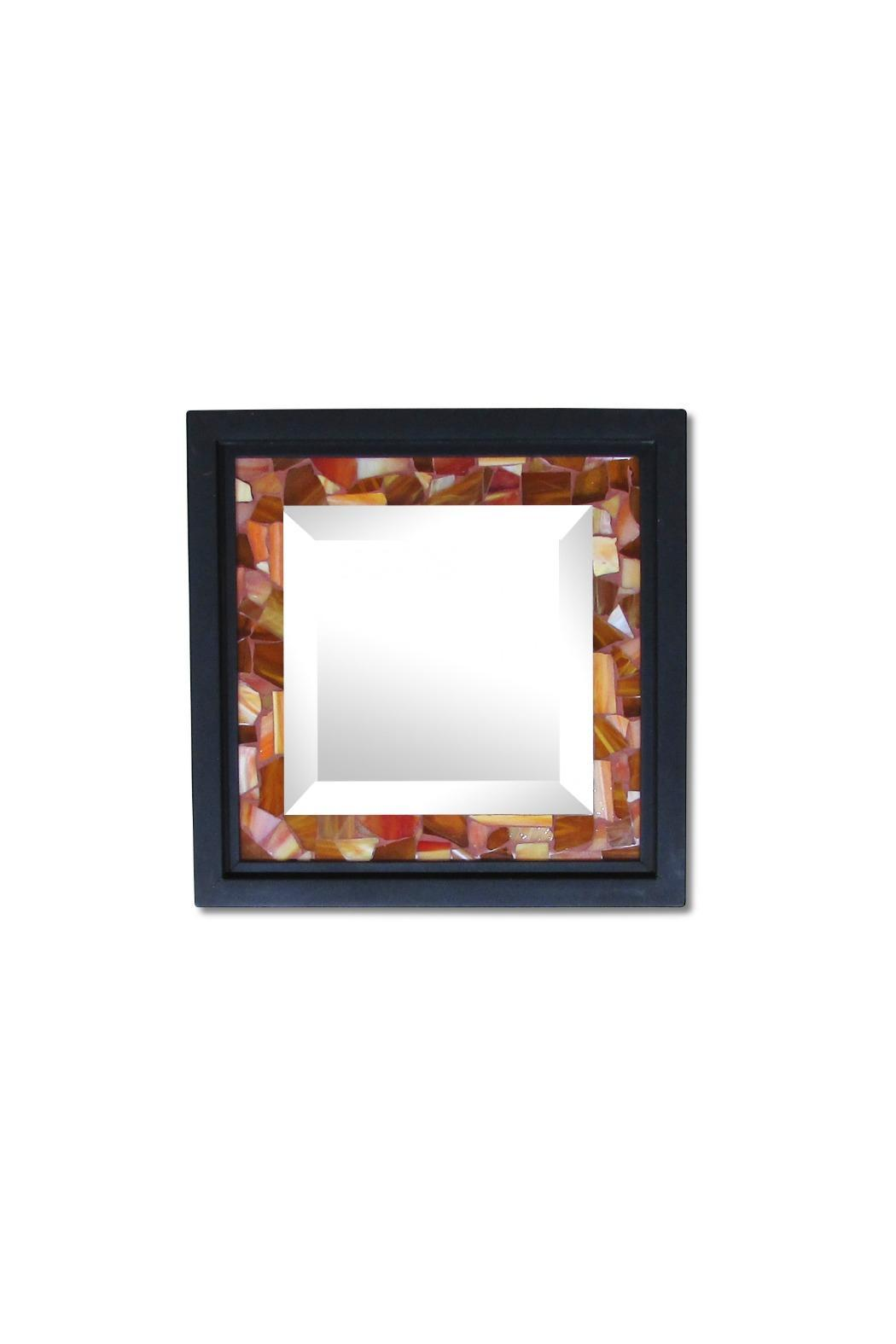 Tis tiK Recycled Glass Mirror - Front Full Image