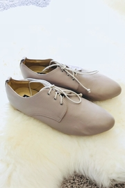 Be Mae Shoes Tisha Leather Flats - Product Mini Image