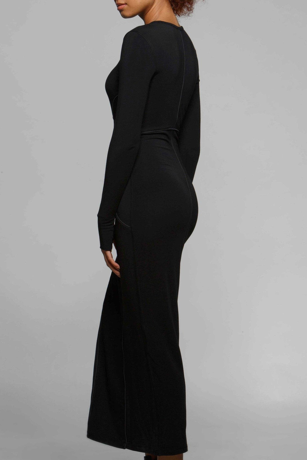 Titika Active Couture Camilia Maxi Dress - Front Full Image