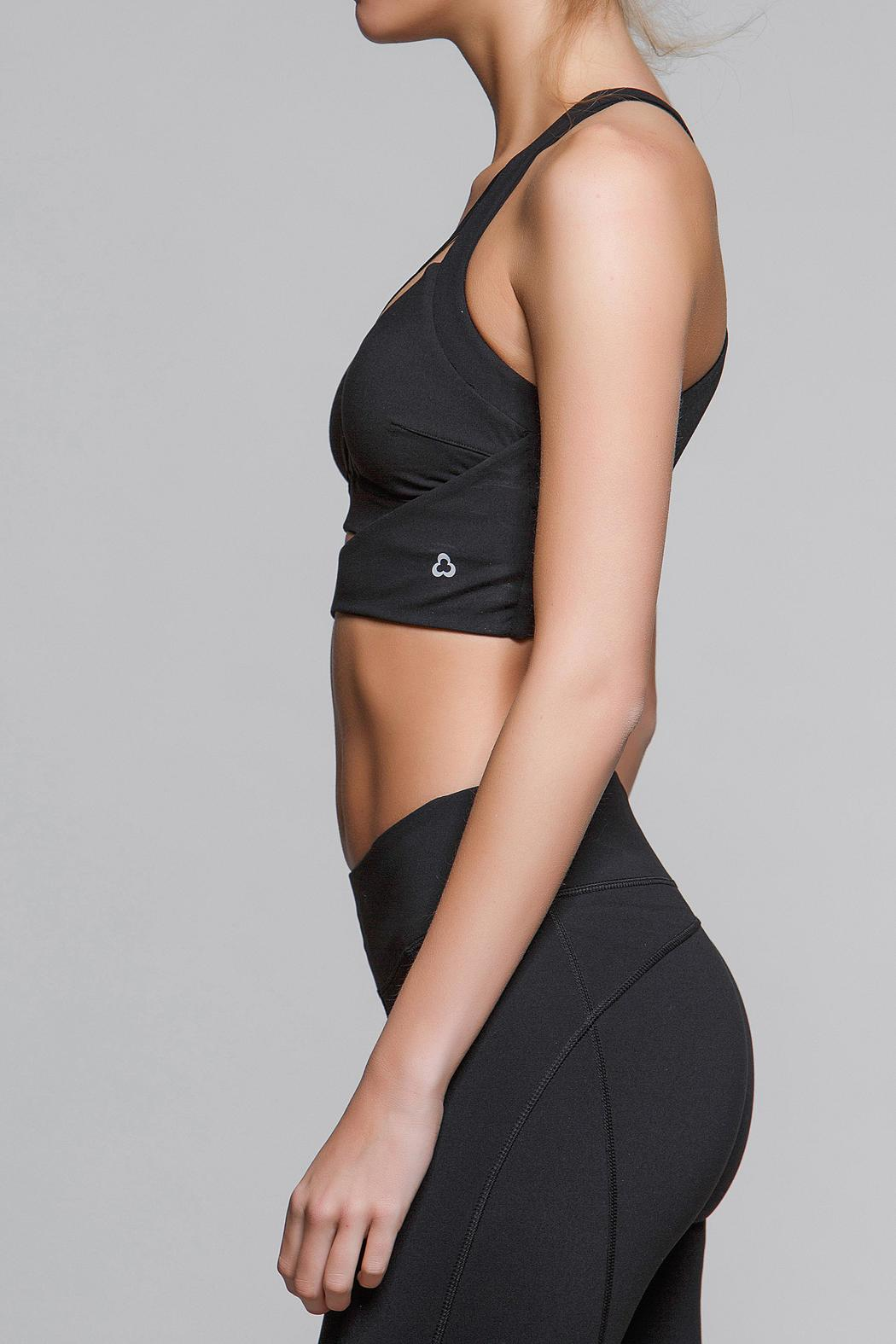 Titika Active Couture Dirran Performance Bra - Back Cropped Image