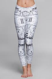 Titika Active Couture Graphic Cropped Legging - Product Mini Image