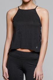 Titika Active Couture Horizon Mesh Tank - Front full body