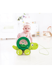 Hape  Tito Pull Along - Front full body