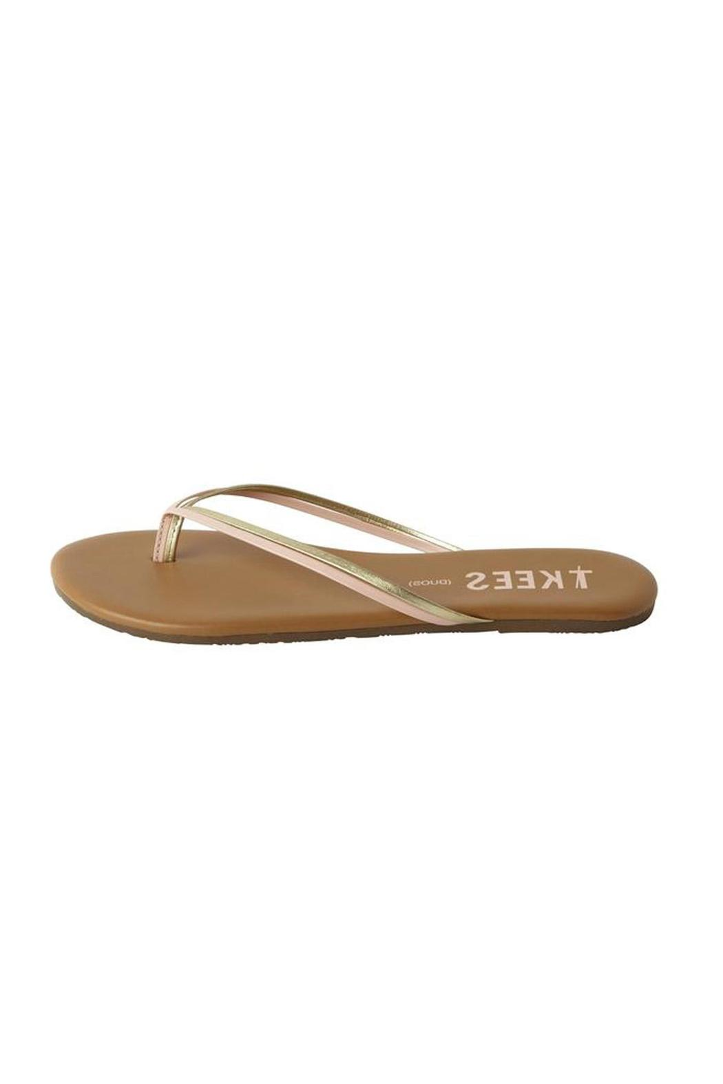 193207da1bbf Tkees Duos Lush Flip Flop from Ontario by I.N. Boutique — Shoptiques