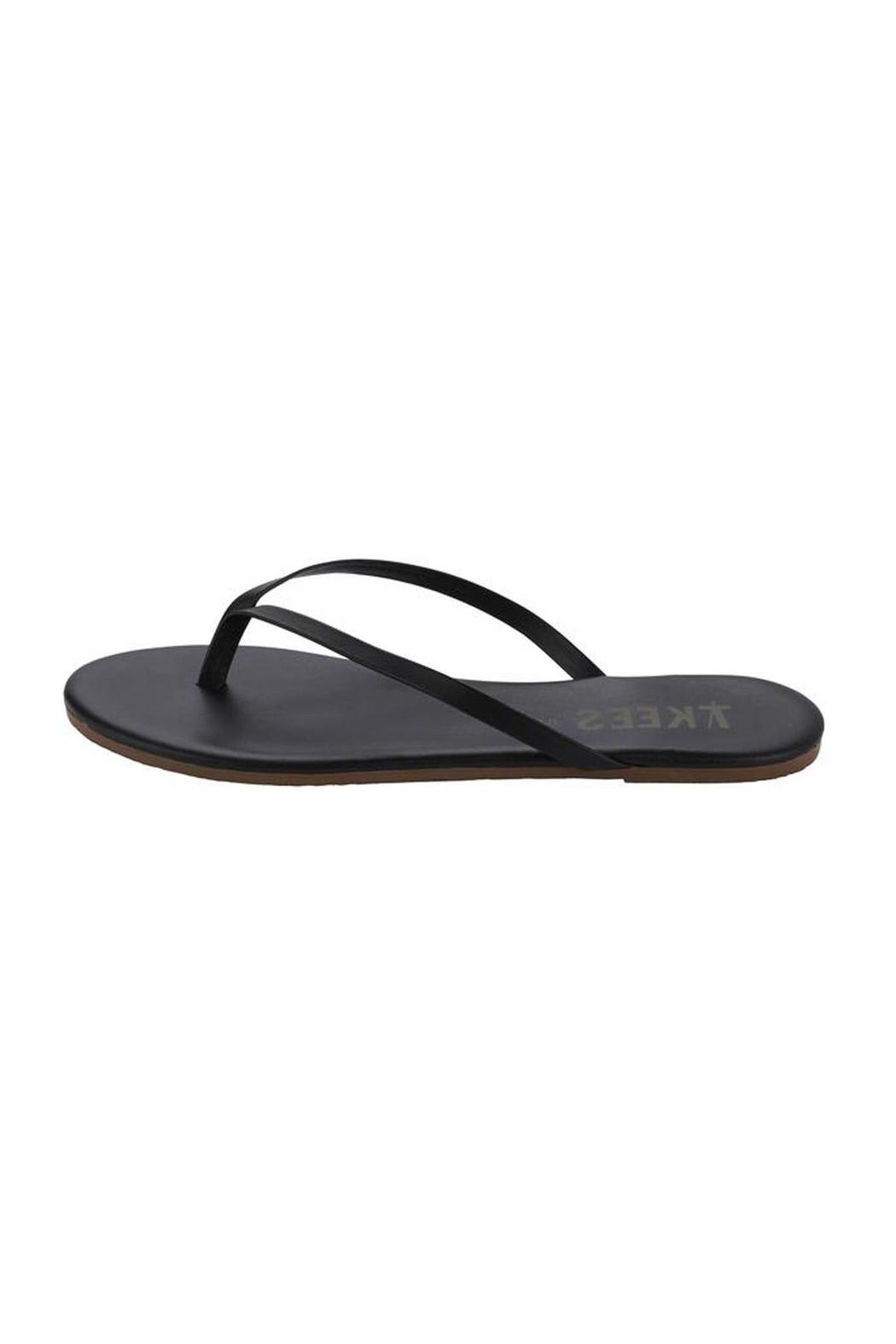 639ee7fa585bf Tkees Liner Sable Flip Flop from New York by HIPCHIK HOME — Shoptiques