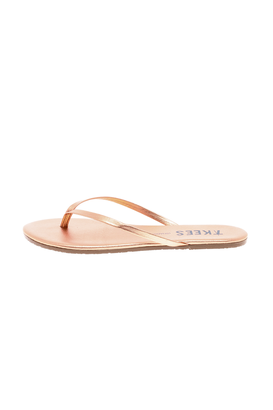 304967ea561b Tkees Rose Gold Flip Flop from Washington by LOLA Lifestyle Boutique ...