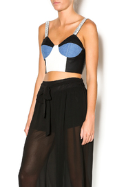 t.l.b.d. Aria Top - Front cropped