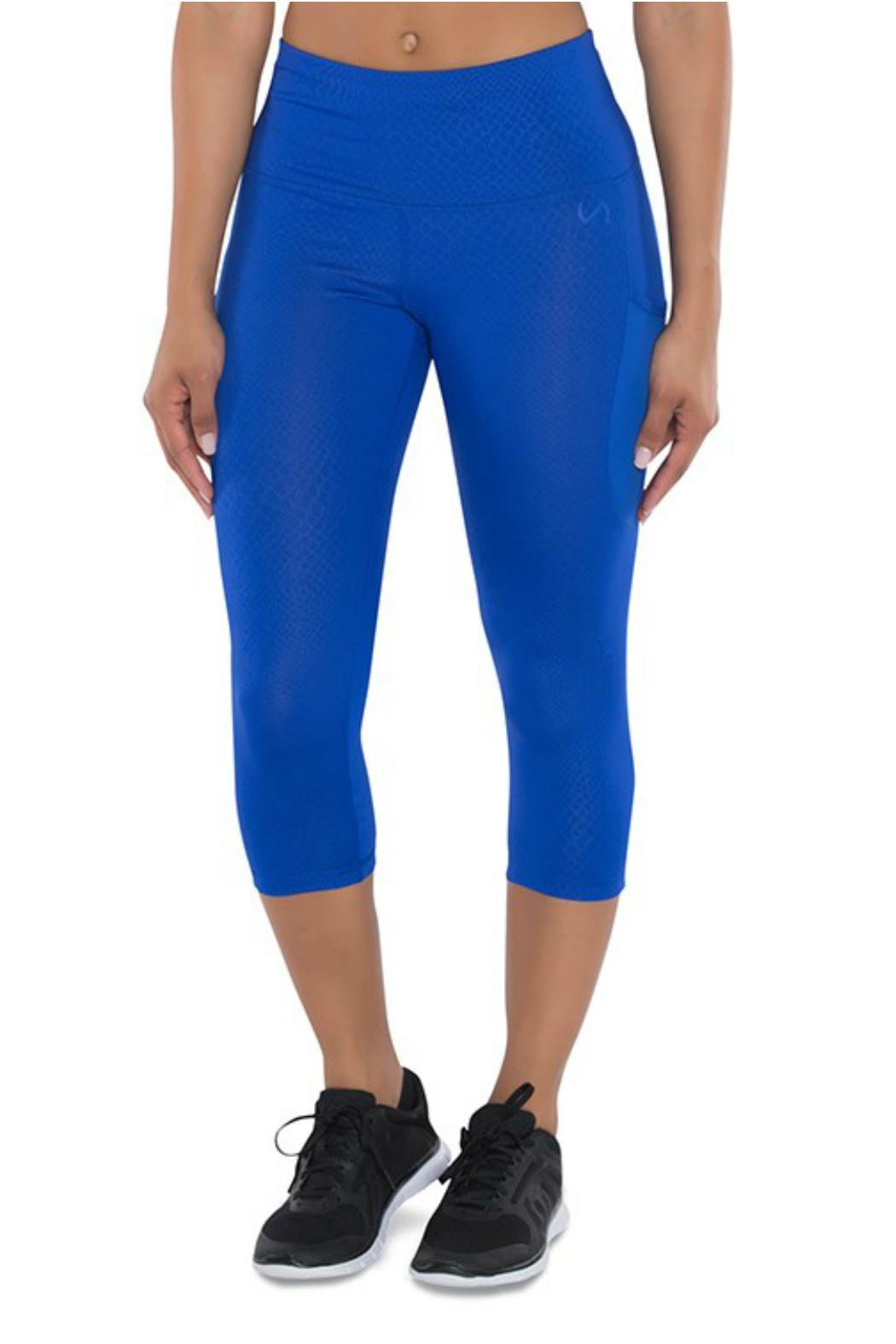 TLF Apparel Capri Leggings - Main Image