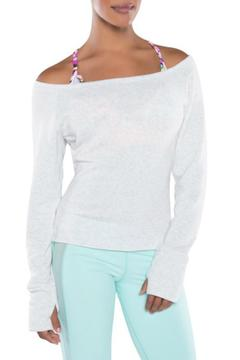 TLF Apparel Cold Shoulder Raglan - Product List Image