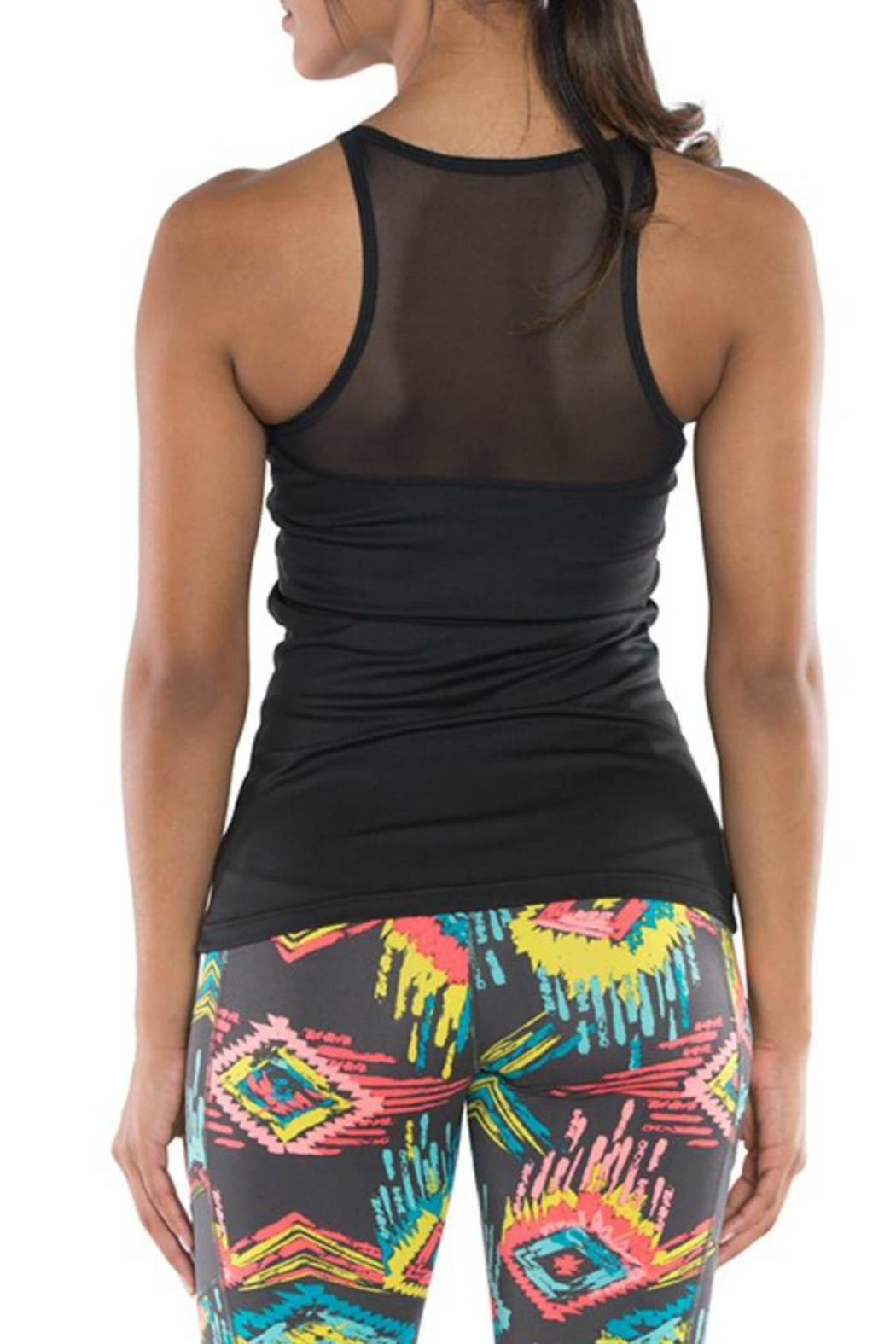 TLF Apparel Coolest Padded Tank - Front Full Image