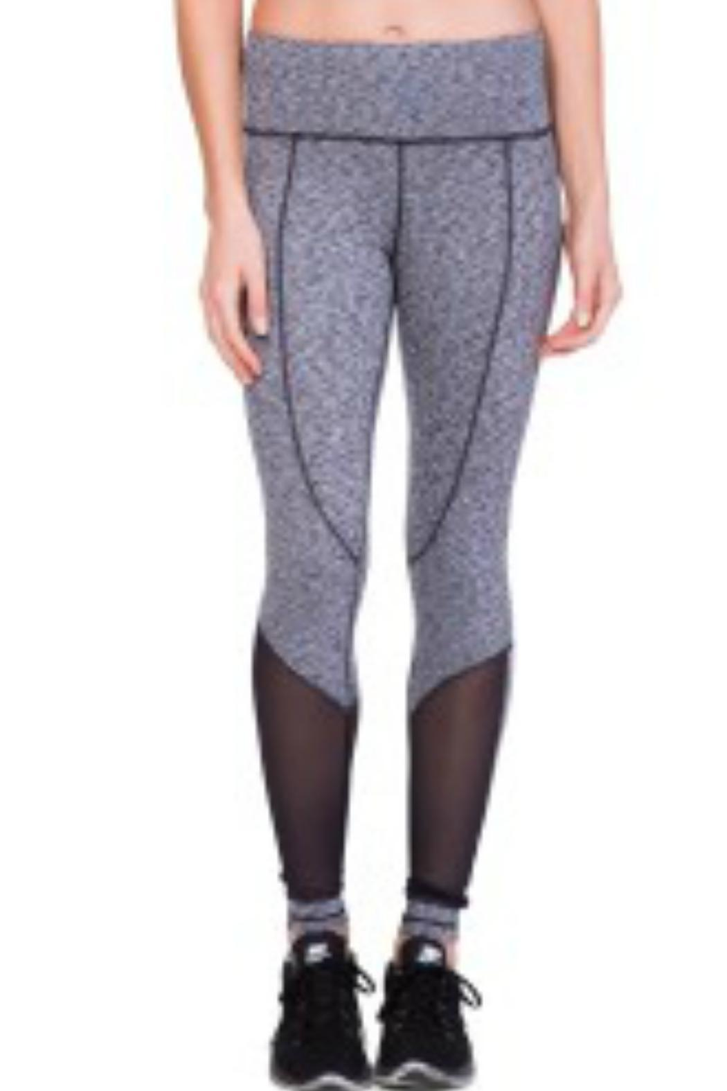 TLF Apparel Full Length Legging - Front Cropped Image