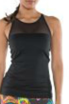 TLF Apparel Sheer Mesh Top - Alternate List Image