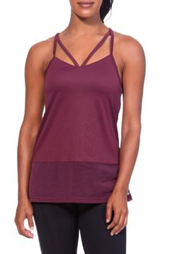 TLF Apparel Sheer Plie Tank - Product List Image