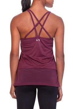 TLF Apparel Sheer Plie Tank - Alternate List Image