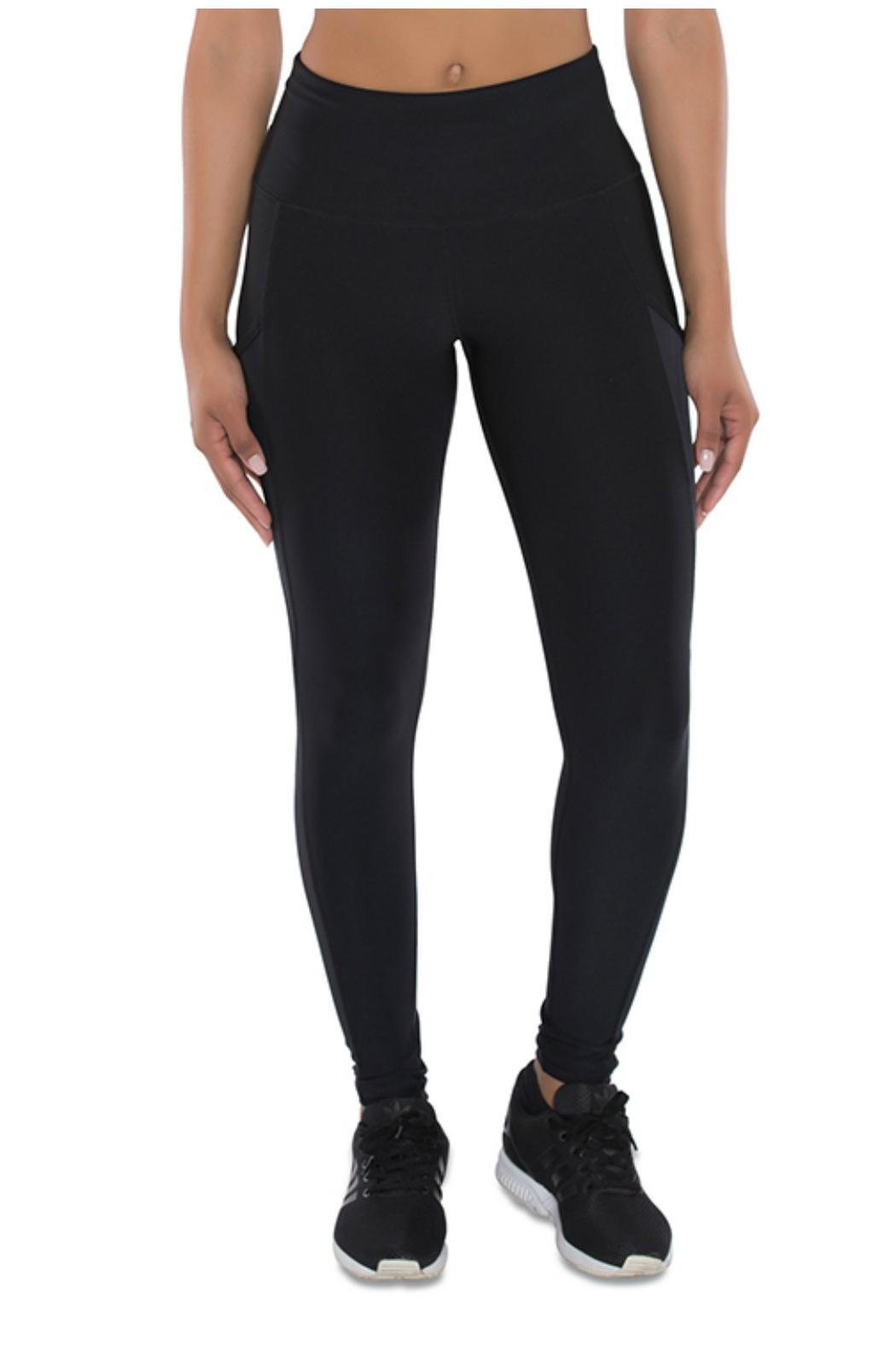 TLF Apparel Sheer Ultra Legging - Front Cropped Image