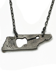 Anju Handcrafted Artisan Jewelry TN Guitar Necklace - Product Mini Image