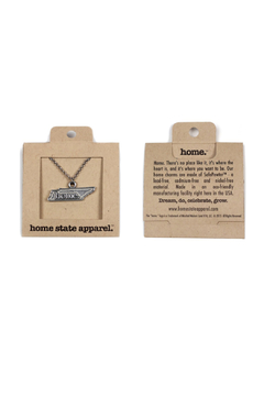 Home State Apparel TN Home Necklace - Alternate List Image