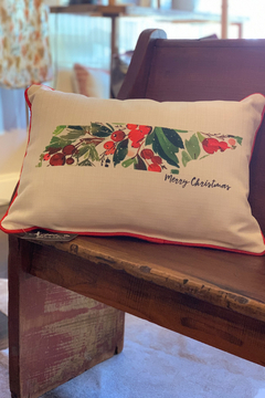 Shoptiques Product: TN State Outline, Christmas