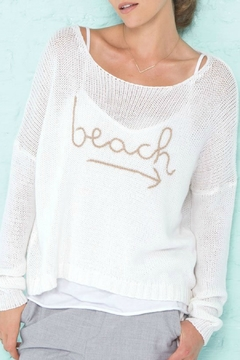 Shoptiques Product: To Beach Sweater