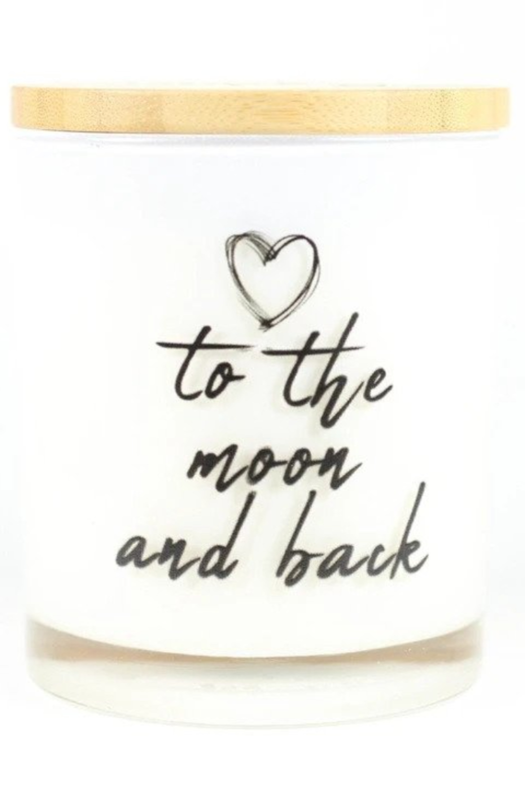 Unplug Soy Candles To the Moon & Back Candle - Main Image