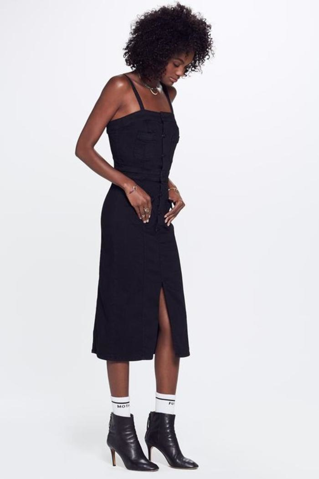 Mother To-The-Point Dress - Front Full Image