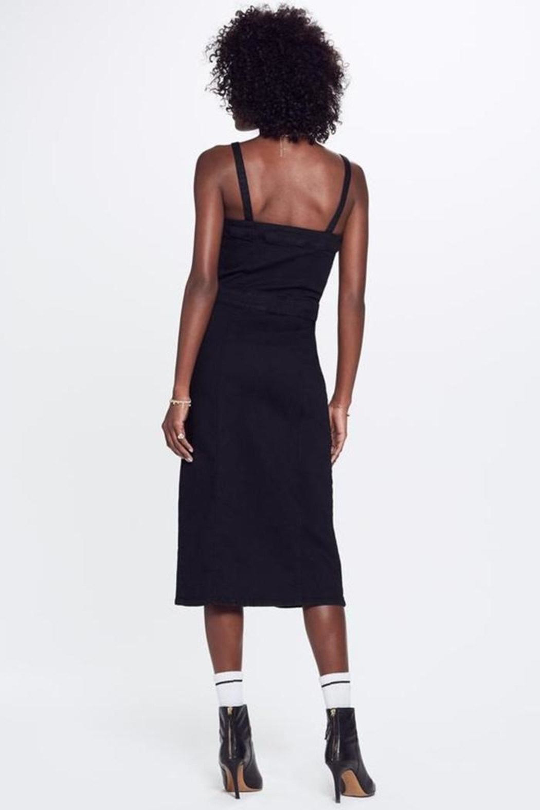 Mother To-The-Point Dress - Side Cropped Image