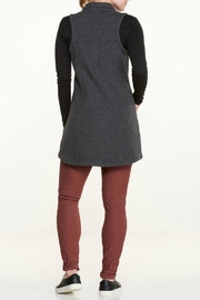 Toad & Co. Arriva Long Vest - Front full body