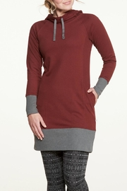 Toad & Co. Bft Sweatshirt Dress - Front cropped