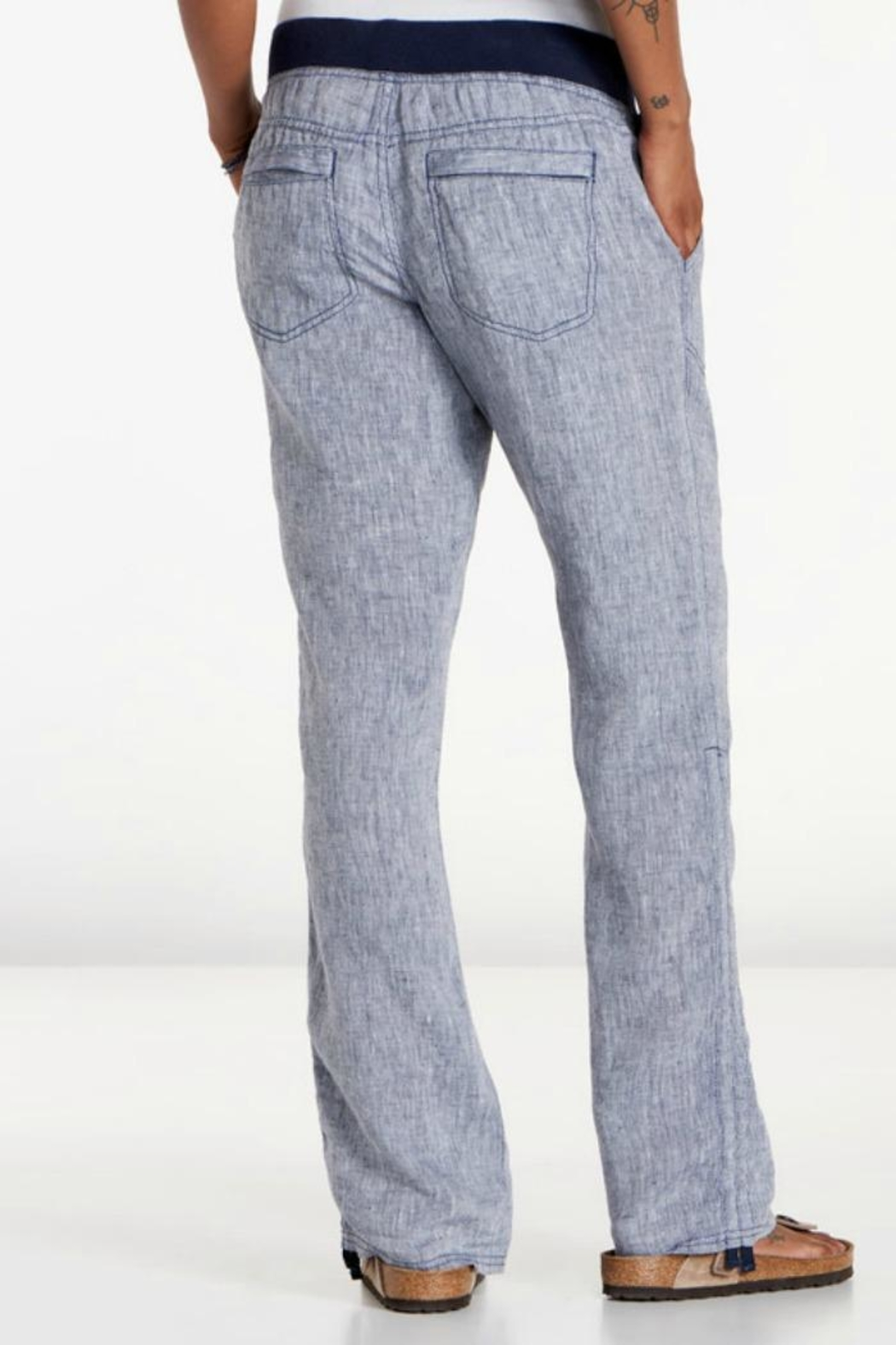 Toad & Co. Cool Lina Pant - Front Full Image