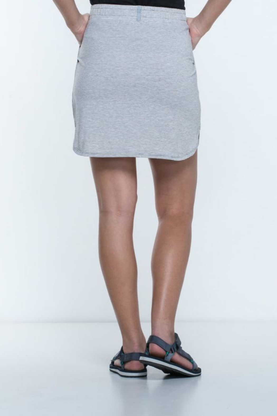 Toad & Co. Light-Weight Swifty Skirt - Front Full Image