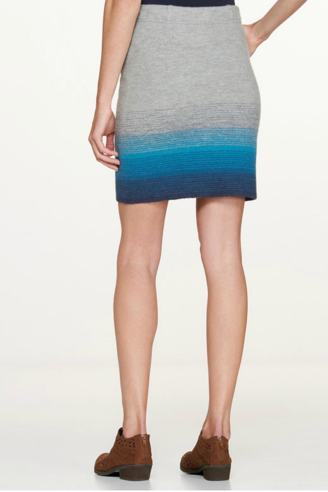 Toad & Co. Merino Wool Skirt - Front Full Image