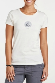Toad & Co. Organic Roar Tshirt - Front cropped