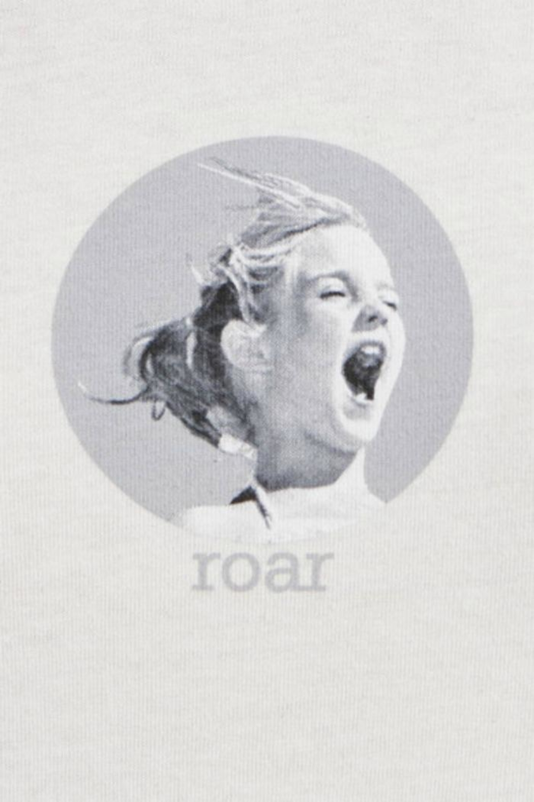 Toad & Co. Organic Roar Tshirt - Front Full Image