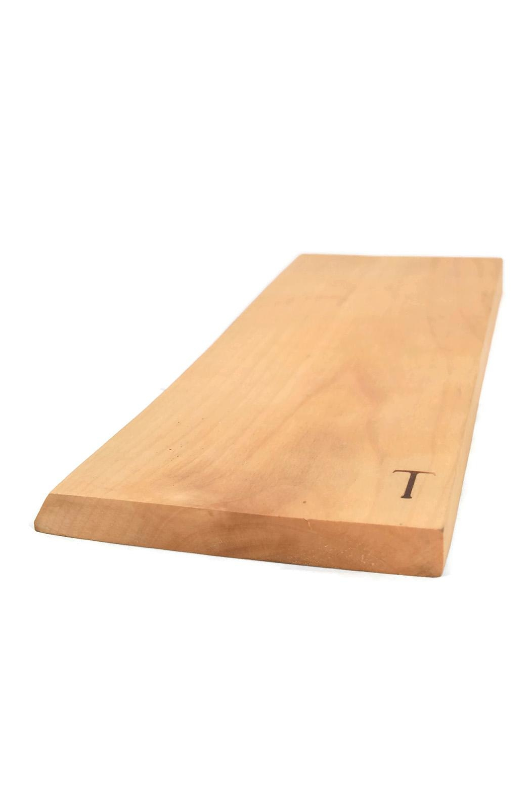 Toadvine Brand Co.  Toadvine Cutting Board - Front Full Image