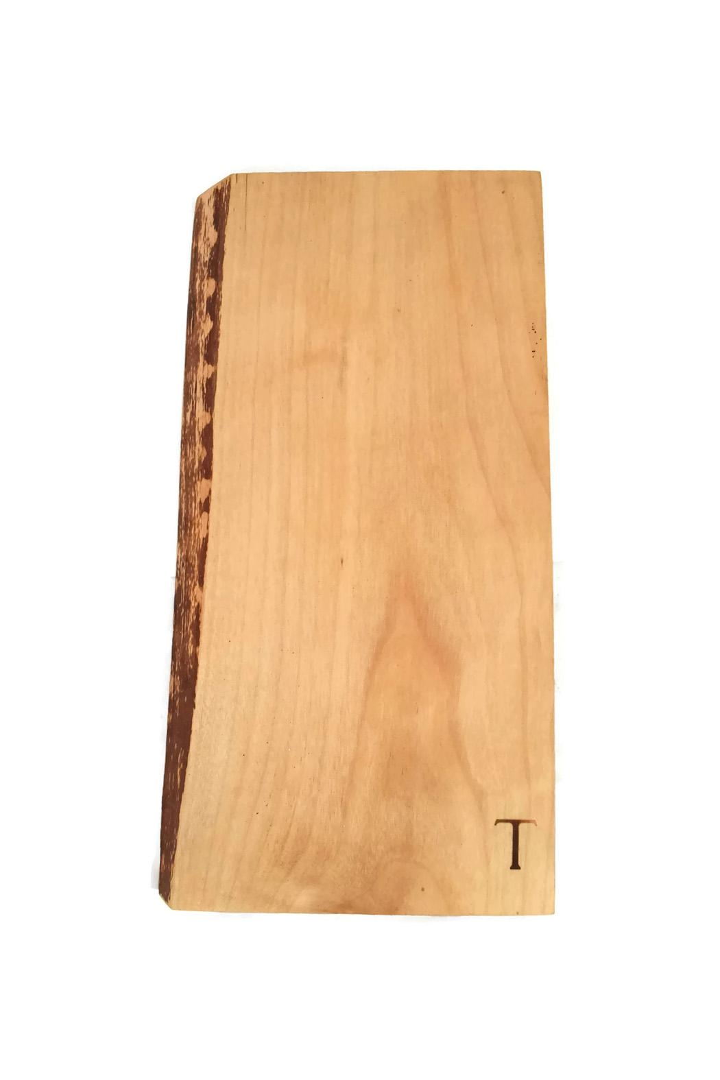 Toadvine Brand Co.  Toadvine Cutting Board - Front Cropped Image